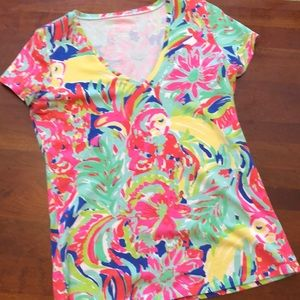 Lilly Pulitzer knit top